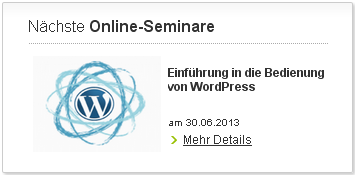 WordPress Webinar