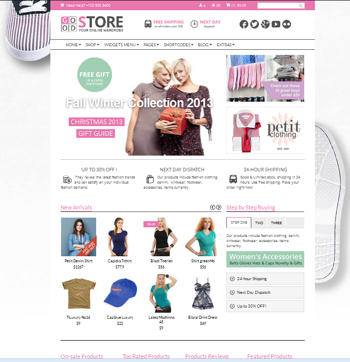 Good Store eCommerce Theme