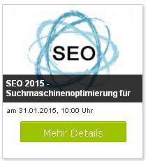 SEO Webinar