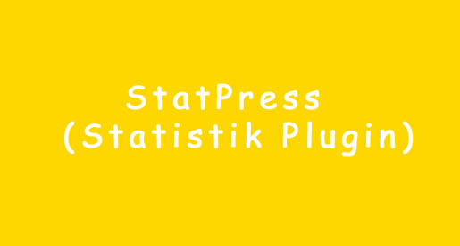 statpress wordpress statistik plugin