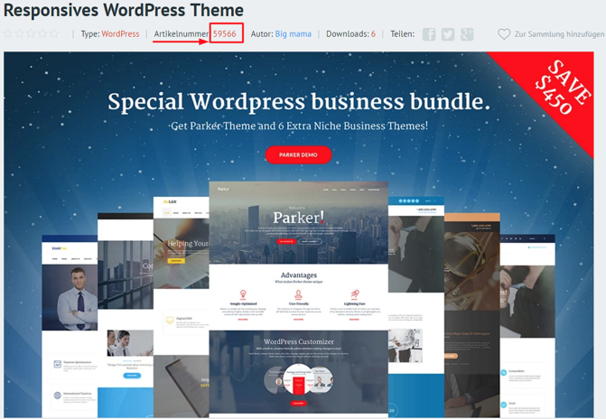 WordPress Themes TemplateMonster