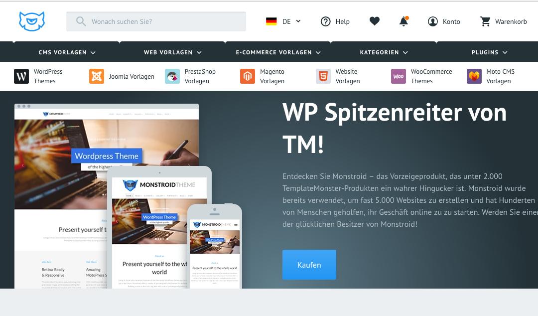 Türchen 23: TemplateMonster verschenkt 3 WordPress Themes!