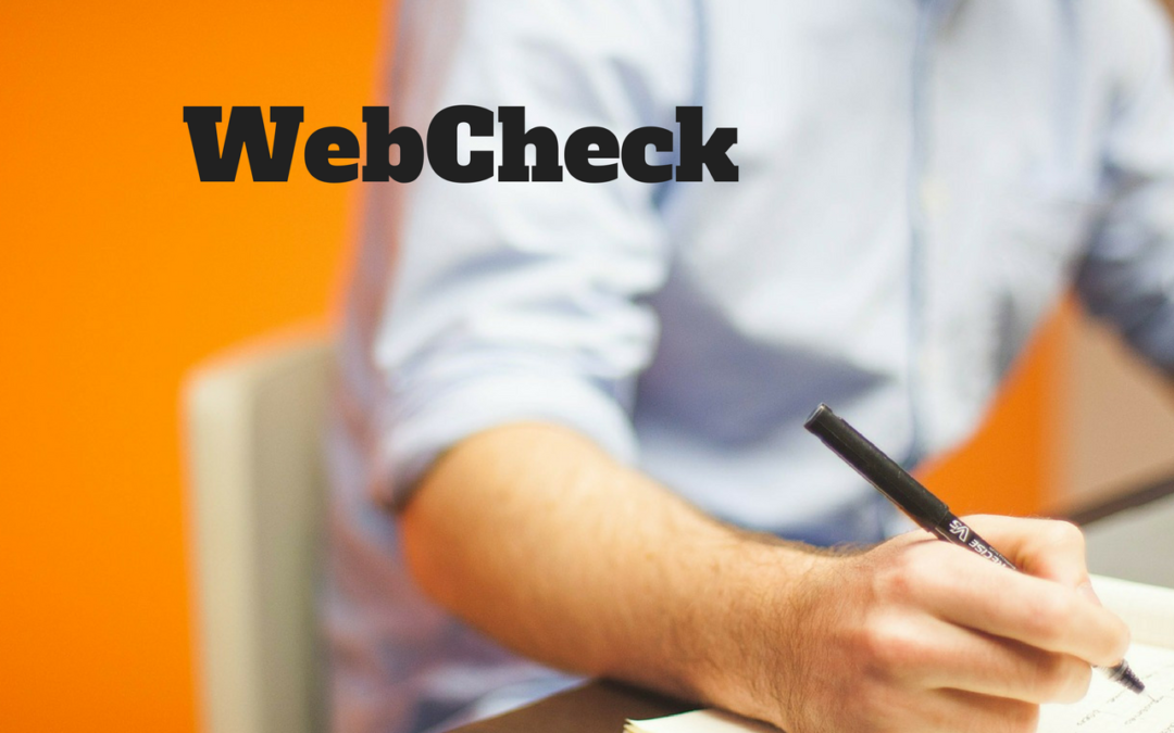WebCheck Sandra Messer