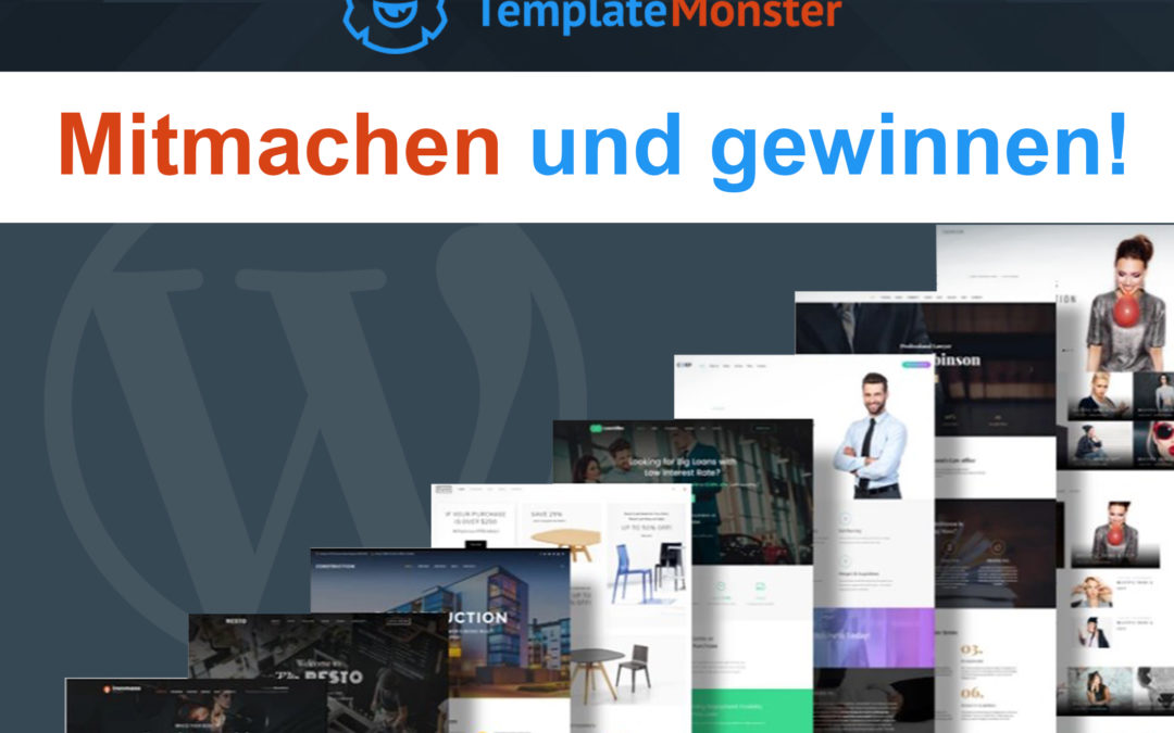 Adventsverlosung: 3 tolle Themes von TemplateMonster