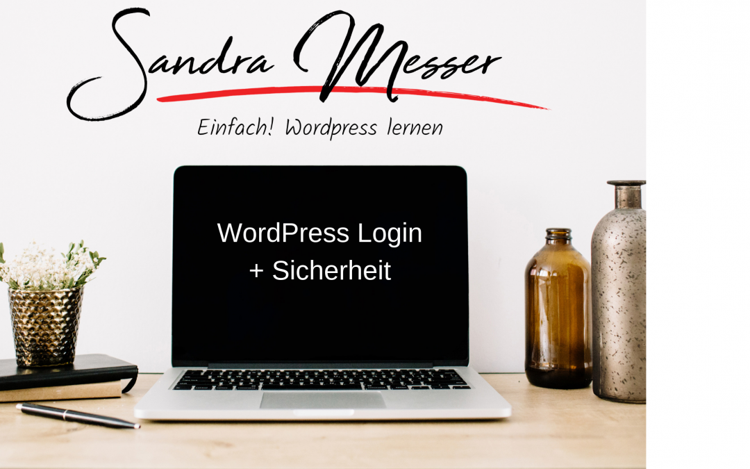 WordPress Login Link + sicheres Passwort